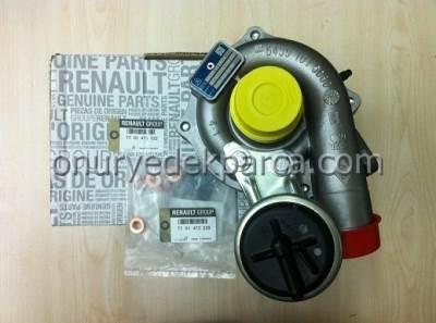 Clio 3 Symbol Kangoo 1.5 Dci 65 Bg Turbo 7701473122