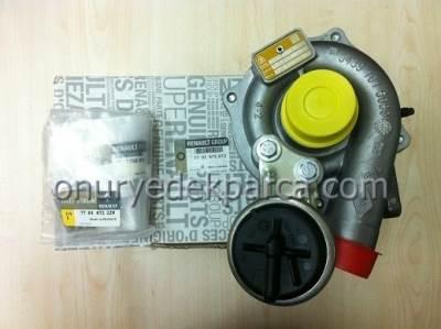 Megane 2 Scenic 2 1.5 Dci 80 Bg Turbo 7701473673