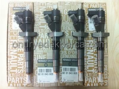 Renault Master 2 2.5 Dci G9u Enjektör 8201043605 0445110141