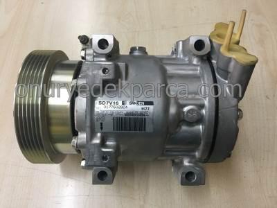 Dacia Logan Sandero Duster Klima Kompresörü 8200866440 926000097R 8200603434