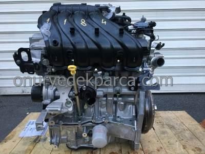 Renault Megane 3 Fluence 1.6 16v Cvt Komple Motor H4M 8201336264