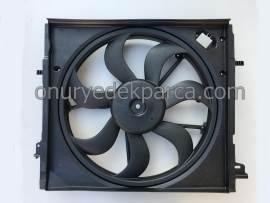 Renault Kadjar Fan Motoru Fan Davlumbazı Komple 214814EB0A
