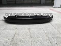 850227082R Renault Clio 4 Sport Tourer Arka Tampon Parlak Siyah