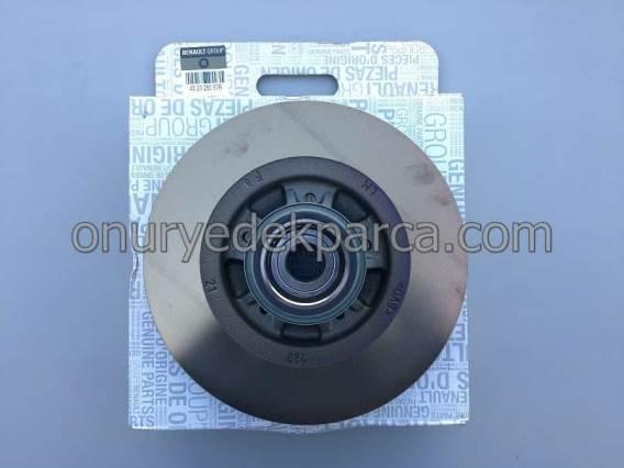 432025057R Renault Kangoo 3 Arka Fren Diski Orjinal