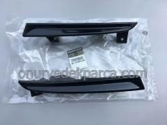 601985427R Renault Megane 3 Gündüz Far Kapağı 2012