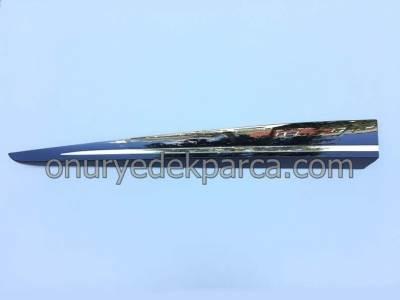 808776993R 808211605R Renault Clio 4 Sol Ön Kapı Bandı Nikelajı Komple