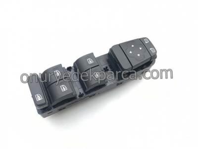254015253R Renault Megane 4 Talisman Sol Cam Kumanda Paneli