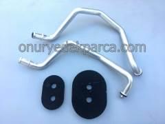 924149835R Renault Clio 4 Symbol Joy Sandero 2 Kalorifer Radyatör Boruları