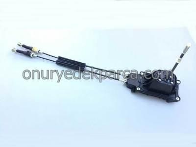 349019559R 349017101R Renault Clio 4 Vites Kolu Vites Teli Komple Yeni Model