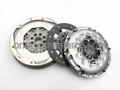 Nissan Qashqai Xtrail 2.0 Dci Volant + Debriyaj Seti 1231000Q1E 2335400QAH