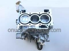 Clio Symbol Joy Dacia Sandero 1.0 Sce Yarım Motor Dolu Blok 110105407R 121007141R
