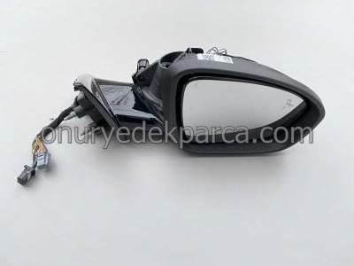 Renault Talisman Sağ Dikiz Aynası Otomatik Katlanır Kör Noktalı 963039269R 963653951R