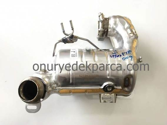 208A08881R Renault Megane 4 Kadjar Dacia Duster 1.3tce H5h Partikül Filtresi Katalizör