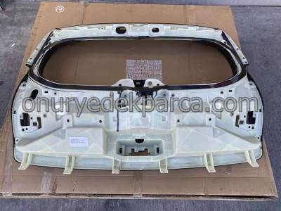 901007547R Renault Megane 4 Hb Bagaj Kapağı
