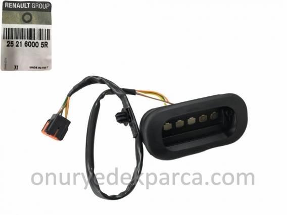 252160005R Renault Master 3 Arka Kapı Kontaktörü