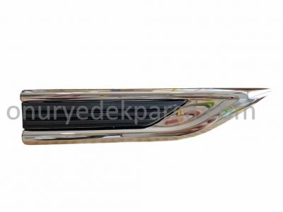 638741224R Renault Talisman Sağ Ön Çamurluk Çıtası