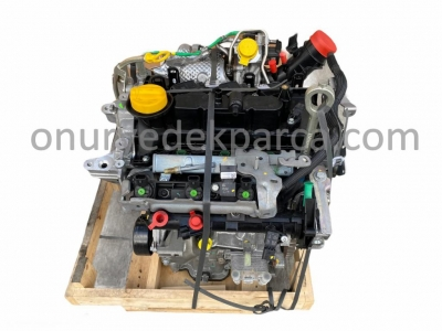 8201720530 Dacia Duster 2 1.0 Tce Komple Motor
