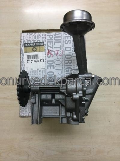 Clio Kango Megane 1.4 1.6 Yağ Pompası K7M K7J 7701693575