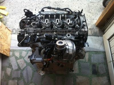 Megane 3 Fluence 1.6 Dci 130bg Komple Motor R9M402 8201201884