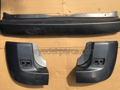 Renault Scenic 2 Arka Tampon Bant Takımı 7701474786