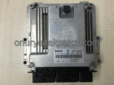 Master 3 2.3 Dci Enjeksiyon Motor Beyni 237102265R 237102639R