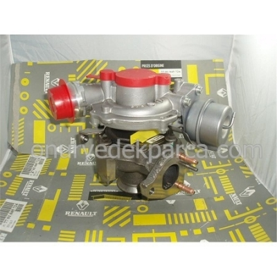 Megane 3 Kango 3 Citan 1.5 Dci 110 Bg Turbo Euro 6 144117462R 144114125R 54389700002