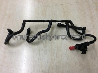 Dacia Lodgy Dokker 1.5 Dci Enjektör Yakıt Geri Dönüş Borusu 166713701R